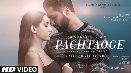 Pachtaoge Song Mp3 Ringtone Download - Bada Pachtaoge Ringtone