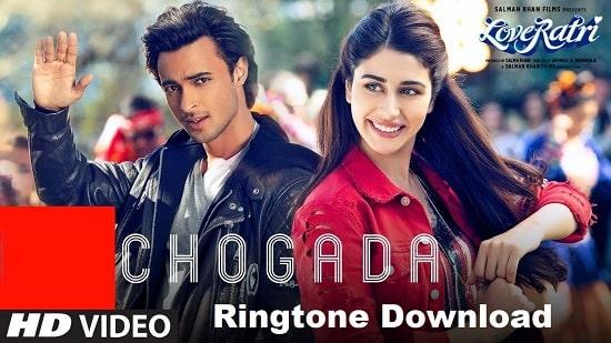 Chogada Tara Ringtone Download - Loveyatri Mp3 Ringtones