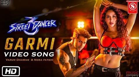 Garmi Song's Mp3 Ringtone Download - Street Dancer 3D