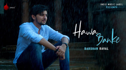 Hawa Banke Song's Mp3 Ringtone Download - Darshan Raval