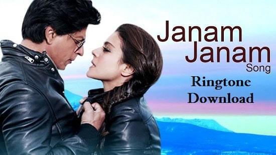 Janam Janam Janam Ringtone Download - New Mp3 Ringtone