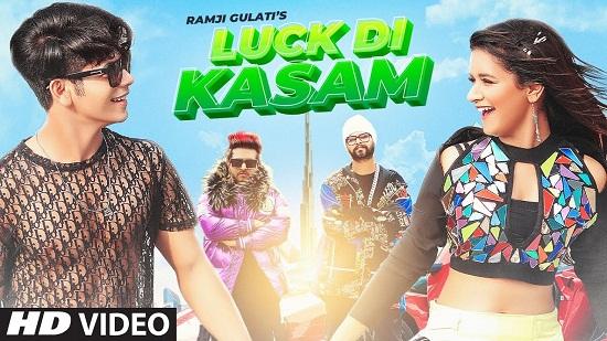 Luck Di Kasam Mp3 Ringtone Download 2020 - Ramji Gulati