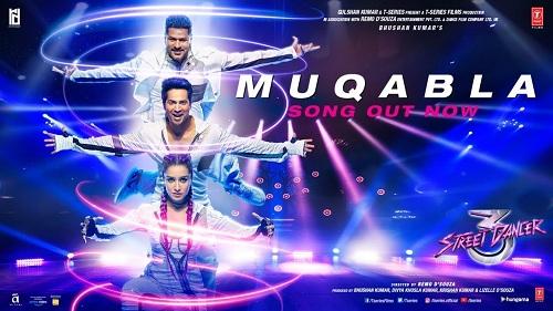 Muqabla Song's Mp3 Ringtone Download 2020 - Street Dancer 3d