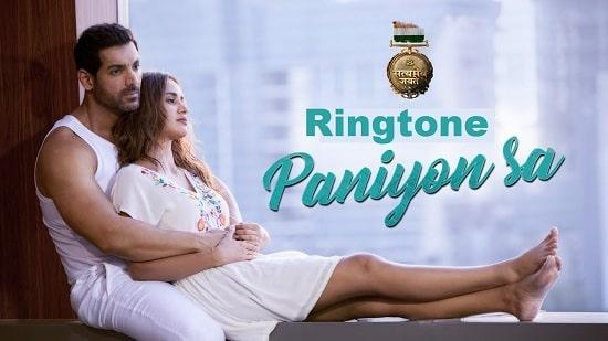 Paniyon Sa Ringtone Download - Satyameva Jayate Mp3 Tones