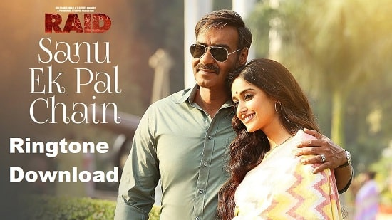 Sanu Ek Pal Chain Na Aave Ringtone Download - Mp3 Tones