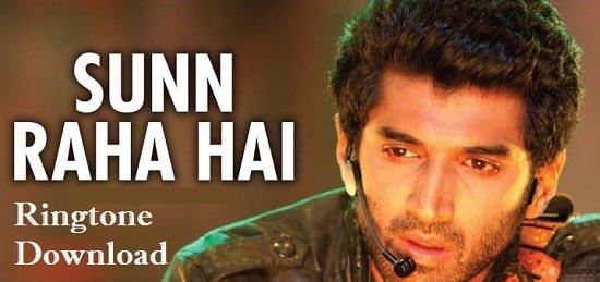 Sun Raha Hai Na Tu Ringtone Download - Aashiqui 2 Mp3 Ringtone