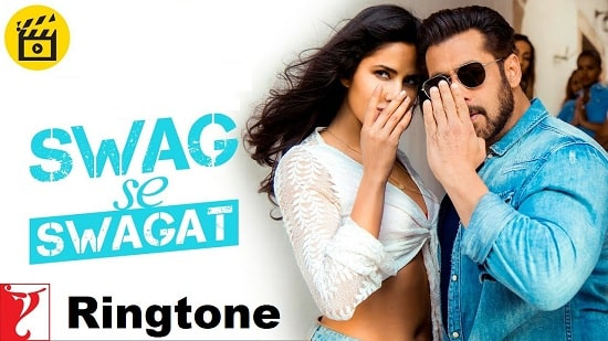 Swag Se Swagat Ringtone Download - Tiger Zinda Hai Mp3 Tones