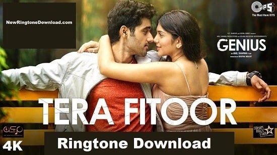 Tera Fitoor Ringtone Download