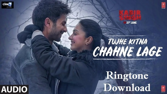 Tujhe Kitna Chahne Lage Hum Ringtone Download - Male And Female Version