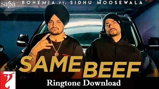 Same Beef Song Ringtone Download - Sidhu Moosewala Ringtones