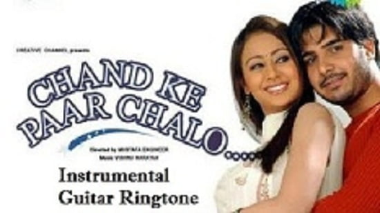 Chand Ke Paar Chalo Instrumental Guitar Ringtone Mp3 Download - Free Mp3 Tones