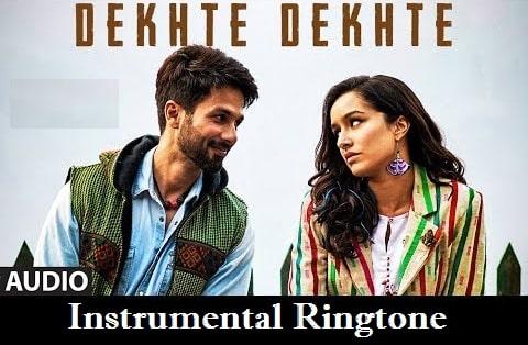 Dekhte Dekhte Instrumental And Flute Ringtone Download - Free Tones