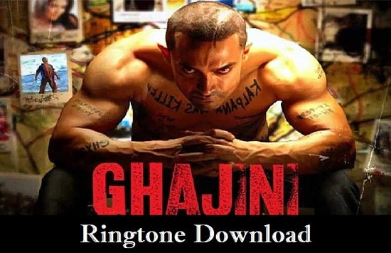 Ghajini Ringtone Download - Songs Free Mp3 Ringtones