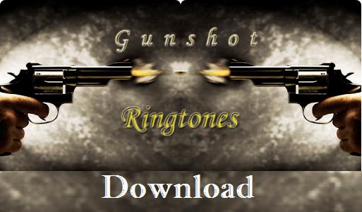 Gunshot Ringtone And Message Download - Sound Mp3 Alarm Tones