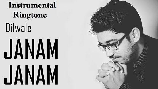 Janam Janam Instrumental Ringtone Download