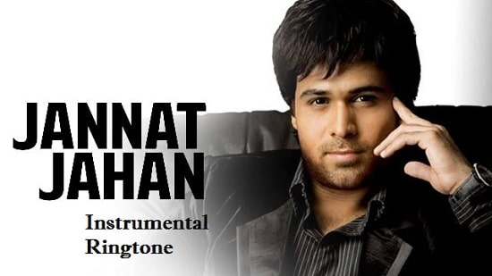 Jannat Instrumental And Flute Ringtone Download - Free Mp3 Mobile Tones
