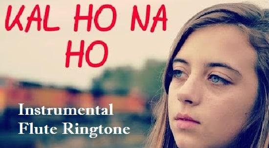 Kal Ho Na Ho Instrumental Ringtone Download - Free Flute Tones
