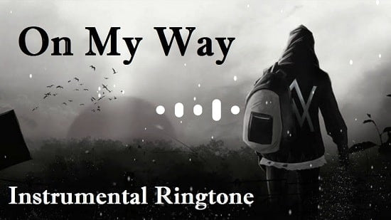 On My Way Song Instrumental And Flute Ringtone Download – Free Tones