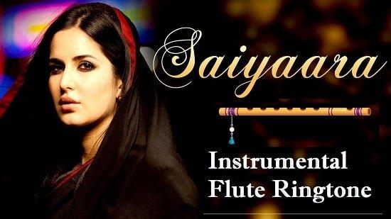 Saiyaara Ve Saiyaara Instrumental Ringtone Download - Free Flute Tones