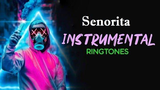 Senorita Instrumental Ringtone Download - Free Flute Tones 2020