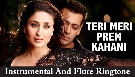 Teri Meri Prem Kahani Instrumental Ringtone