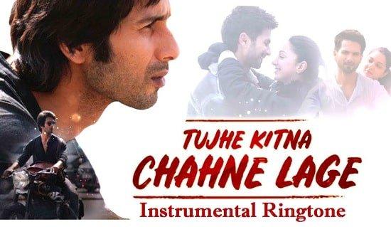 Tujhe Kitna Chahne Lage Hum Instrumental Ringtone Download - Flute