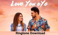 Love You Oye Ringtone Download - Songs Free Mp3 Mobile Tones